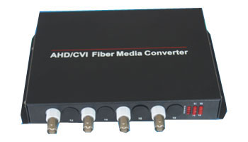 2 channel TVI/CVI/AHD Optic Mux